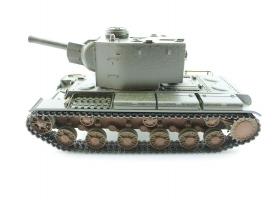 P/У танк Torro КВ-2 1/16  2.4G, СССР, зеленый, ИК-пушка, деревянная коробка