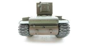 P/У танк Torro КВ-2 1/16  2.4G, СССР, зеленый, ИК-пушка, деревянная коробка 7