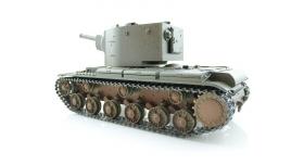 P/У танк Torro КВ-2 1/16  2.4G, СССР, зеленый, ИК-пушка, деревянная коробка 8