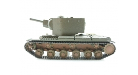 P/У танк Torro КВ-2 1/16  2.4G, СССР, зеленый, ИК-пушка, деревянная коробка 9