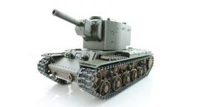 P/У танк Torro КВ-2 1/16  2.4G, СССР, зеленый, ИК-пушка, деревянная коробка 11