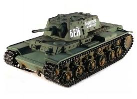 P/У танк Taigen 1/16 KV-1 (Россия) HC 2.4G RTR
