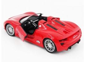 Р/У машина MZ Porsche 918 Spider 2246J 1/14 (электропривод дверей)+акб 1