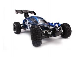 Радиоуправляемая багги Remo Hobby Scorpion (синяя) 4WD 2.4G 1/8 RTR