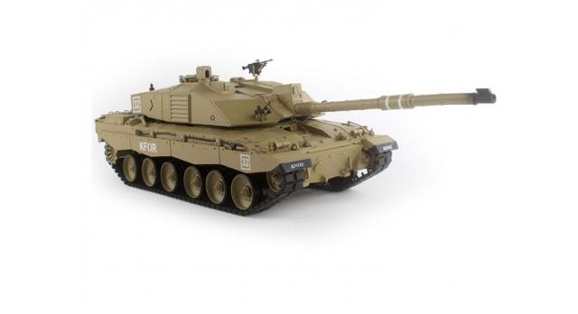 P/У танк Heng Long 1/16 Challenger 2 (Британия) 2.4G RTR 1