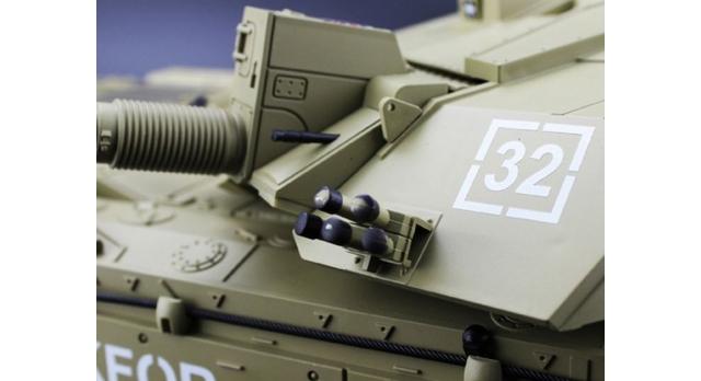 P/У танк Heng Long 1/16 Challenger 2 (Британия) 2.4G RTR 7