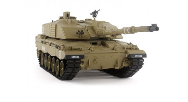 P/У танк Heng Long 1/16 Challenger 2 (Британия) 2.4G RTR 8