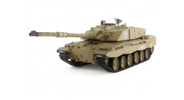 P/У танк Heng Long 1/16 Challenger 2 (Британия) 2.4G RTR 9