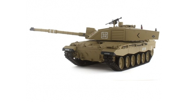 P/У танк Heng Long 1/16 Challenger 2 (Британия) 2.4G RTR 12