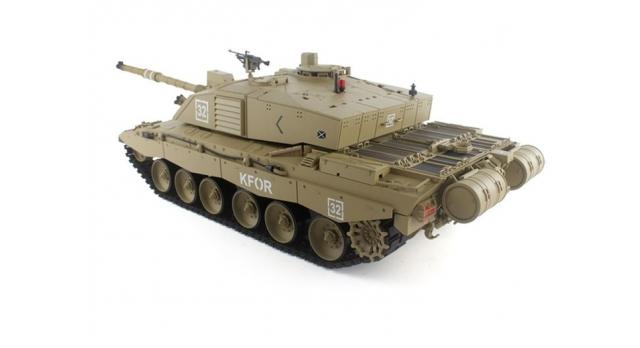 P/У танк Heng Long 1/16 Challenger 2 (Британия) 2.4G RTR 13