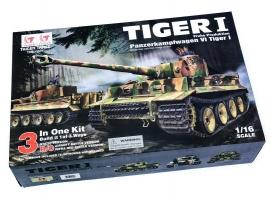 Р/У танк Taigen 1/16 Tiger 1 (Германия) KIT