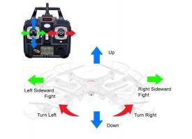 Р/У квадрокоптер Syma X5 2.4G 6-AXIS RTF 1