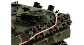 Р/У танк Taigen 1/16 Panther type F (Германия) HC версия, башня на 360, подшипники в ред., 2.4G RTR 10