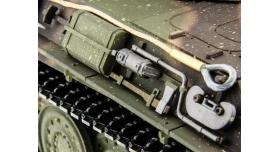 Р/У танк Taigen 1/16 Panther type F (Германия) HC версия, башня на 360, подшипники в ред., 2.4G RTR 13