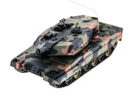 Р/У танк Heng Long 1/24 Leopard A5, стреляет шариками, RTR