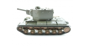 P/У танк Torro КВ-2 1/16  2.4G, СССР, зеленый, ВВ-пушка, деревянная коробка 1