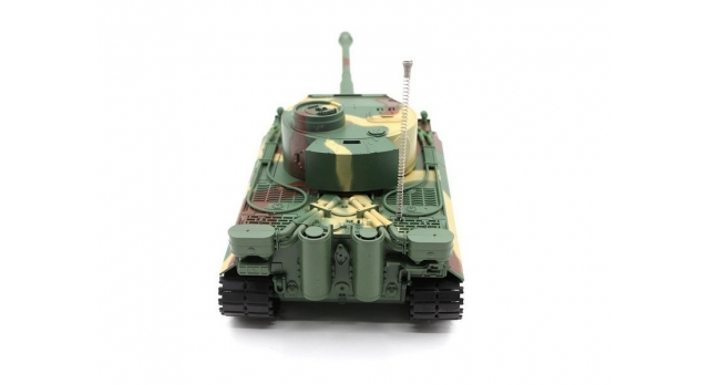 Р/У танк Heng Long 1/26 Tiger I ИК-версия, пульт MHz, RTR 3