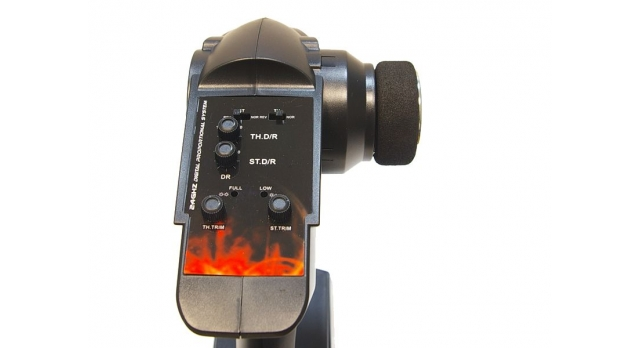 Радиоуправляемая багги Himoto Barren Brushless 4WD 2.4G 1/18 RTR 7