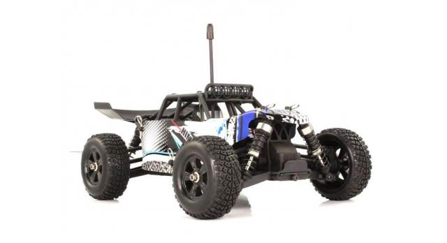 Радиоуправляемая багги Himoto Barren Brushless 4WD 2.4G 1/18 RTR 9
