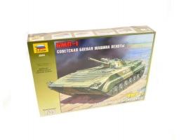 Сборная модель ZVEZDA Советская боевая машина пехоты БМП-1, 1/35