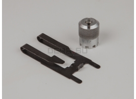 Газовая втулка для стрельбы холостыми патронами для ПК, ПКТ