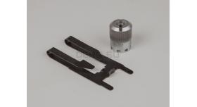 Газовая втулка для стрельбы холостыми патронами / Для ПК, ПКТ оригинал склад [ак-122]