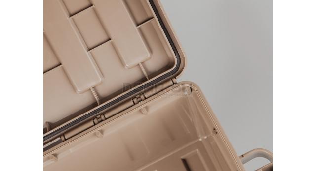 Герметичный пластиковый кейс для патронов MTM Ammo Crate / Новый ACR8 (48х40х20) [мт-647]
