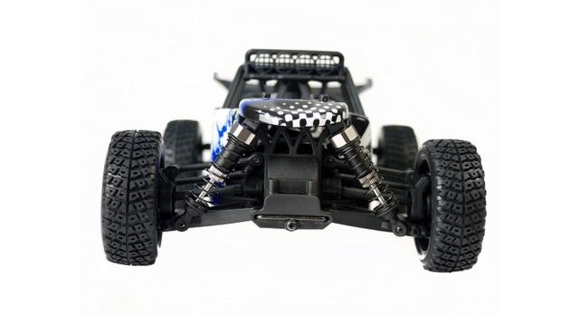 Радиоуправляемая багги Himoto Barren Brushless 4WD 2.4G 1/18 RTR 4