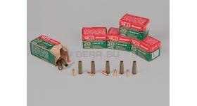 Комплект 7.62х39-мм Новый полуоболоченная пуля и стальная лакированная гильза Барнаул [мт-639]