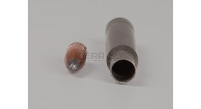 Комплект 7.62х63-мм (.30-06 Springfield)  Новый полуоболоченная пуля и стальная гильза с полимерным покрытием Барнаул [мт-634]