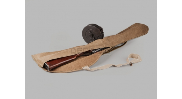Чехол для ППШ / Плотный брезент склад [сн-102]