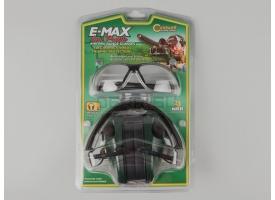 Активные наушники и защитные стрелковые очки