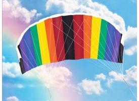 Воздушный змей управляемый парашют «Радуга 200 PRO»