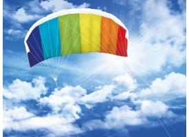 Воздушный змей управляемый парашют «Радуга 140»