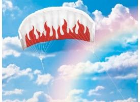 Воздушный змей управляемый парашют «Пламя 120»