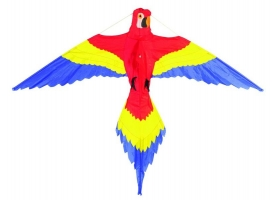 Воздушный змей «Попугай Ара 154х122»