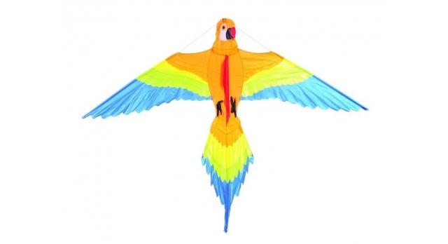 Воздушный змей «Попугай Клара 154х122» 1