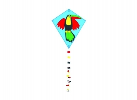 Воздушный змей «Попугай 70х60»
