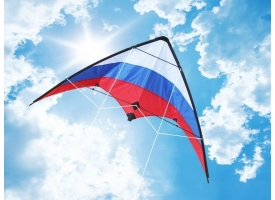 Управляемый воздушный змей скоростной «Россия 180»