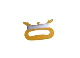 Воздушный змей «Рассвет 70х60» 1