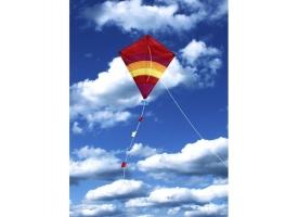 Воздушный змей «Вспышка 70х60»