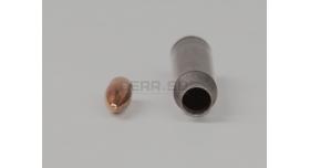 Комплект .223 пуля с гильзой / Новый оболоченная пуля и стальная гильза с полимерным покрытием Барнаул [мт-650]