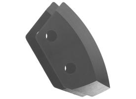 Ножи для ледобура полукруглые универсальные, d150 мм ПВ (набор 2 шт.)
