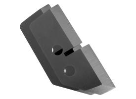 Ножи для ледобура ступенчатые М130 мм ПВ (набор 2 шт.)