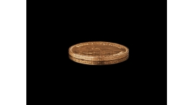 5 рублей 1899 г. Николай II / Оригинал клеймо Ф З [нум-19]