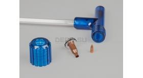 Кинетический молоток для разборки патронов / Новый от .17 Remington до .45-70 Gov [мт-654]