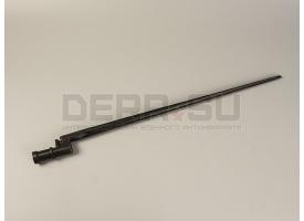 Четырехгранный игольчатый штык для винтовки Мосина