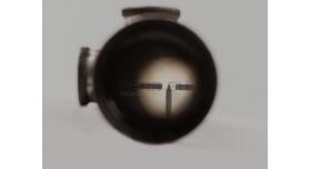 Оптический прицел ПУ для СВТ / Оригинал 1942 года № А-24420 с кронштейном Кочетова [по-12-1]