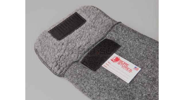Чехол для оружия /  Bore Stores тканевый с гидрофобной пропиткой и мягким наполнителем 17х101см [сн-250]