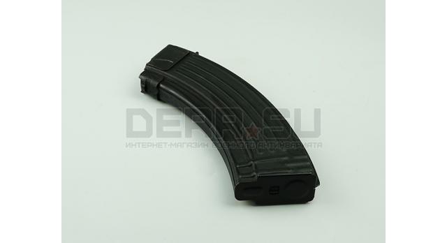 Магазин для АК-47/АКМ (7.62х39-мм) / На 10 патронов черный ребристый склад [ак-204]